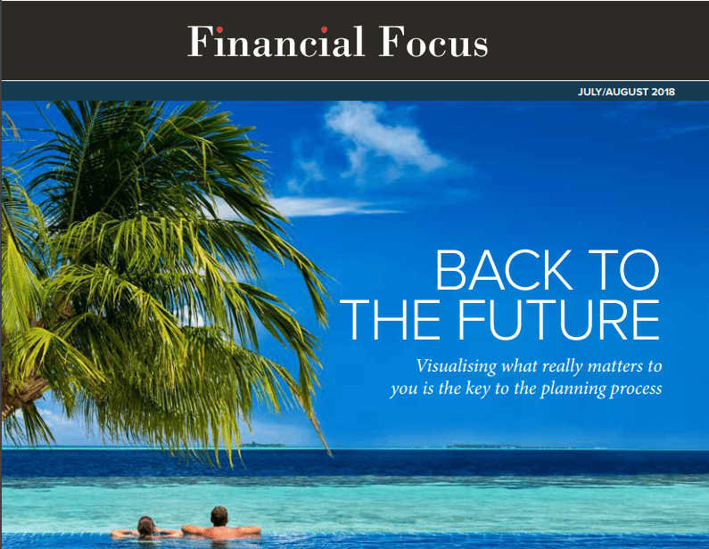Williams Financial Planning Summer Newsletter
