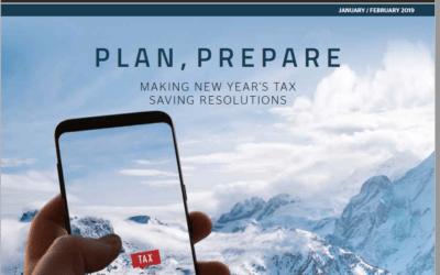Williams Financial Planning Ltd Newsletter – February 2019